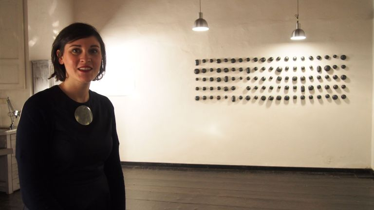 How to Make an Exhibition (in Florence) #3 – Carla Movia