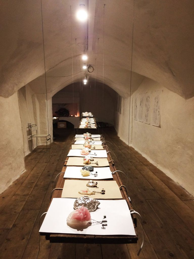 How to Make an Exhibition (in Florence) #4: Marissa Ryan Racht