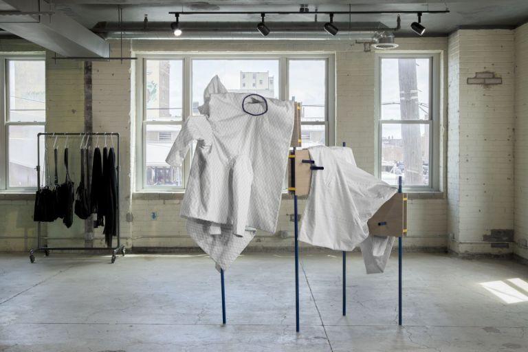 'Hanging Blanks'; 2016