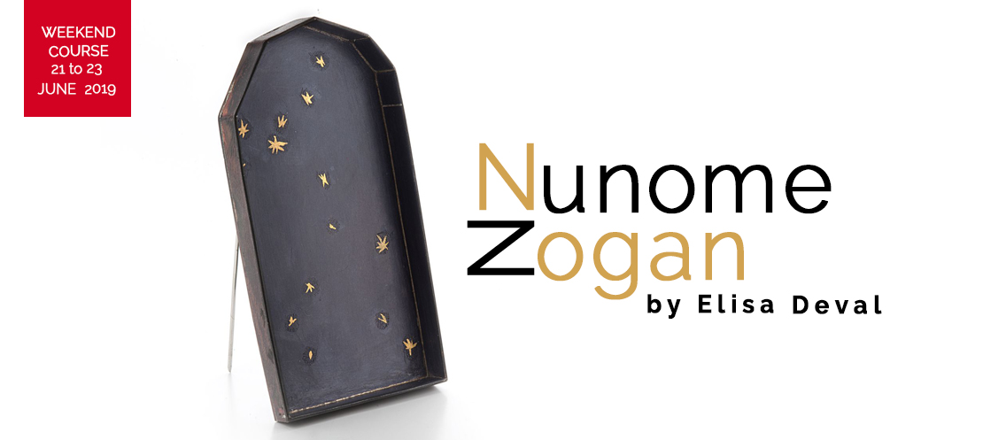 Blinking Lights - A glimpse into antique Japanese inlay technique: Nunome Zogan