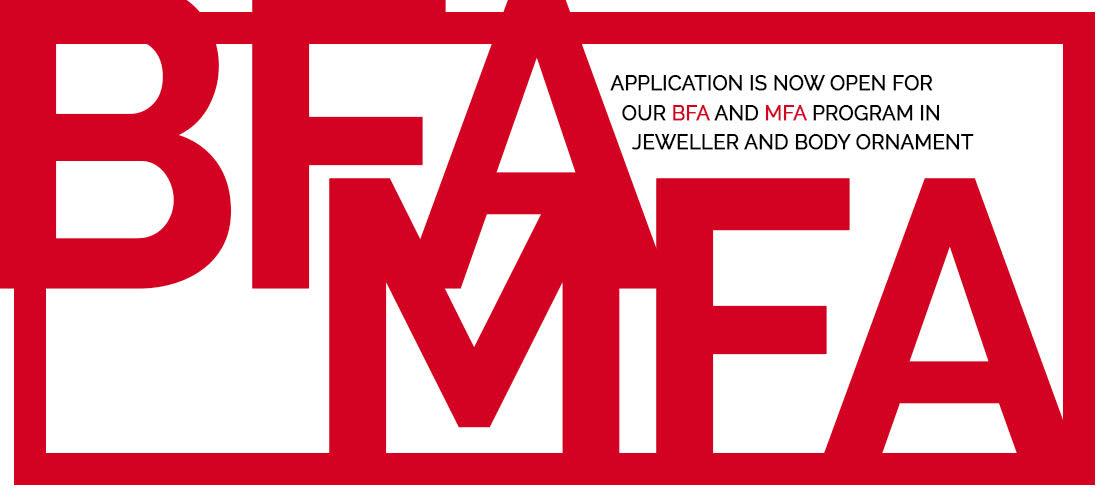 BFA and MFA Banner