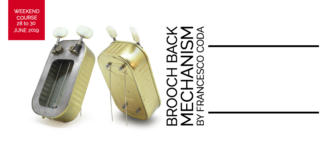 The Brooch Back Mechanisms