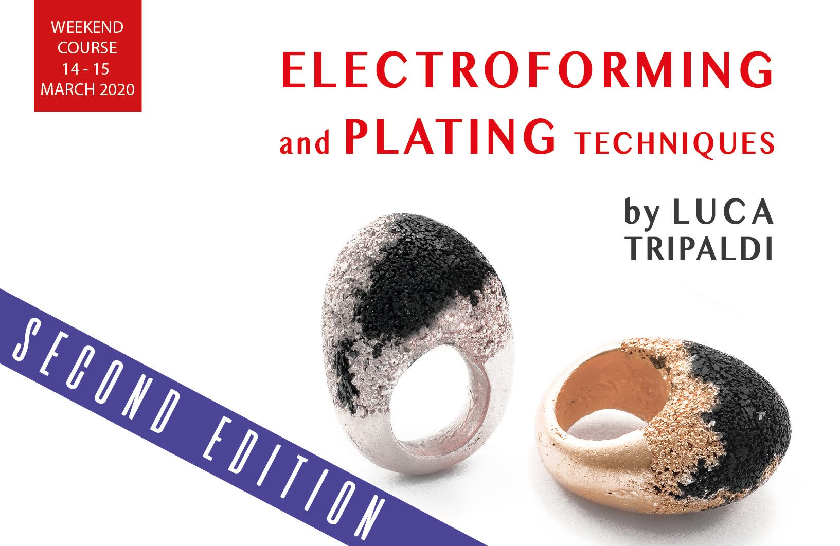 "The electric ""philosopher's stone"" – Electroforming and plating techniques"