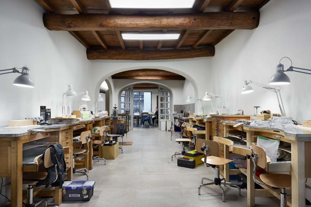 jewelry design school alchimia florence