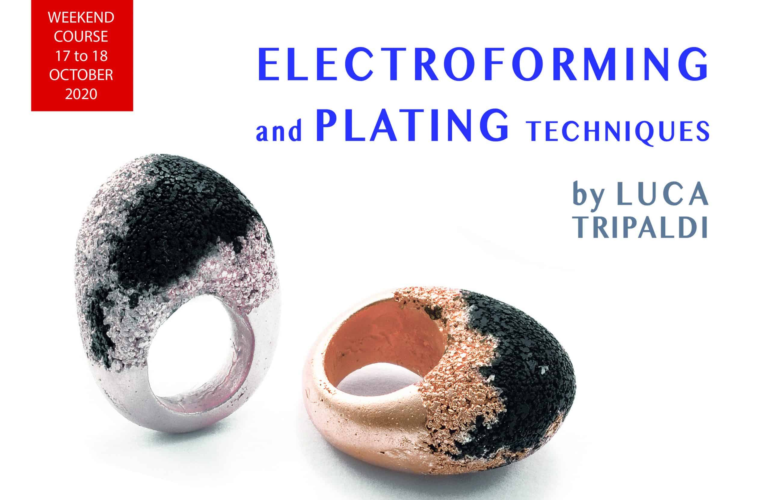 """The electric """"philosopher's stone"""" – Electroforming and plating techniques"""